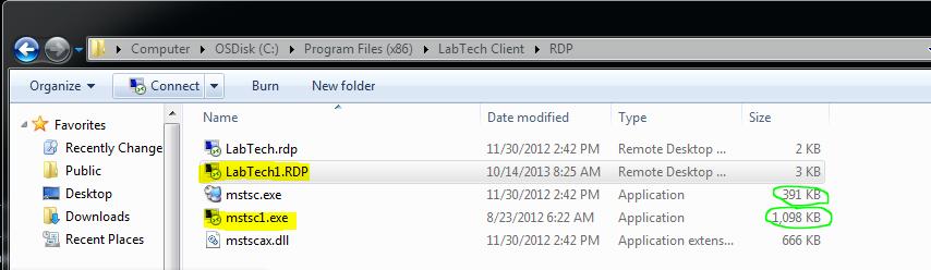 rdp-files